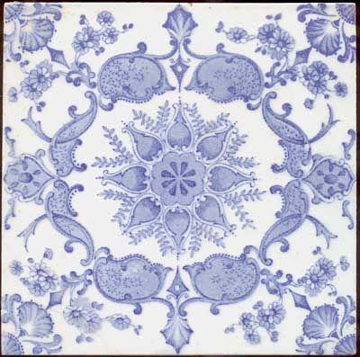 English Blue And White Transfer Tile Tiles For Sale Blue And White Blue Backsplash