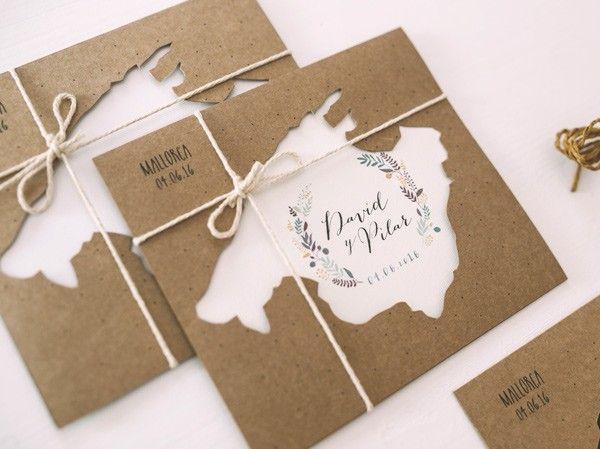 957918e4af40f Invitaciones de boda personalizadas Print the Legend para Pilar y David   invitaciones  printthelegend  invitacionesdeboda  bodas