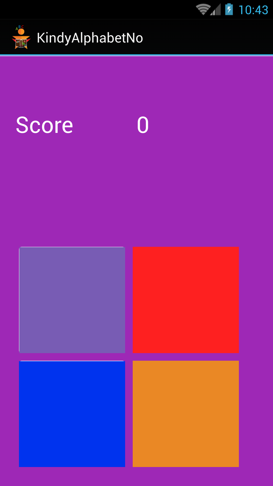 color game @ KindyAlphabetNo app | KindyAlphabetNo | Pinterest ...