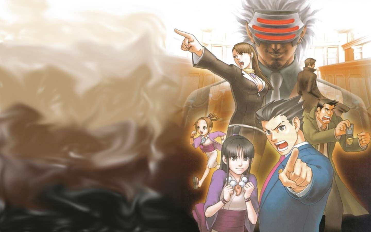 Free Screensaver Wallpapers For Phoenix Wright Ace Attorney