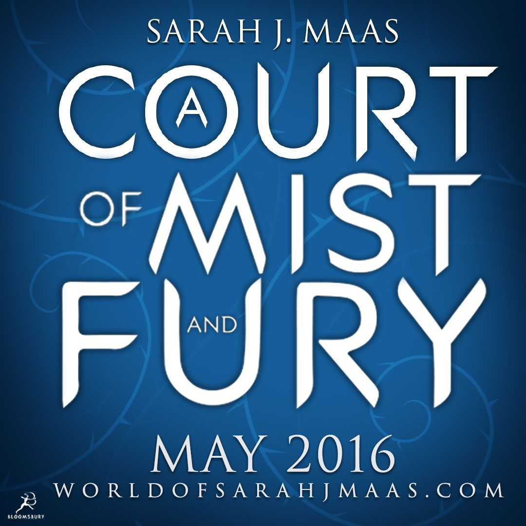 And The Title For The Acotar Sequel Is A Court Of Mist