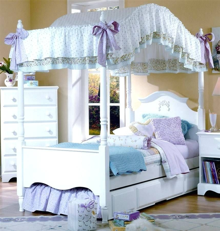 Types Of Canopy Beds Canopy Bed For Little Girl Different Types Of Canopy Beds Girls Bed Canopy Canopy Bedroom Sets Twin Canopy Bed