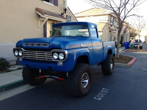 1957 to 1960 ford trucks - Google '59 Search