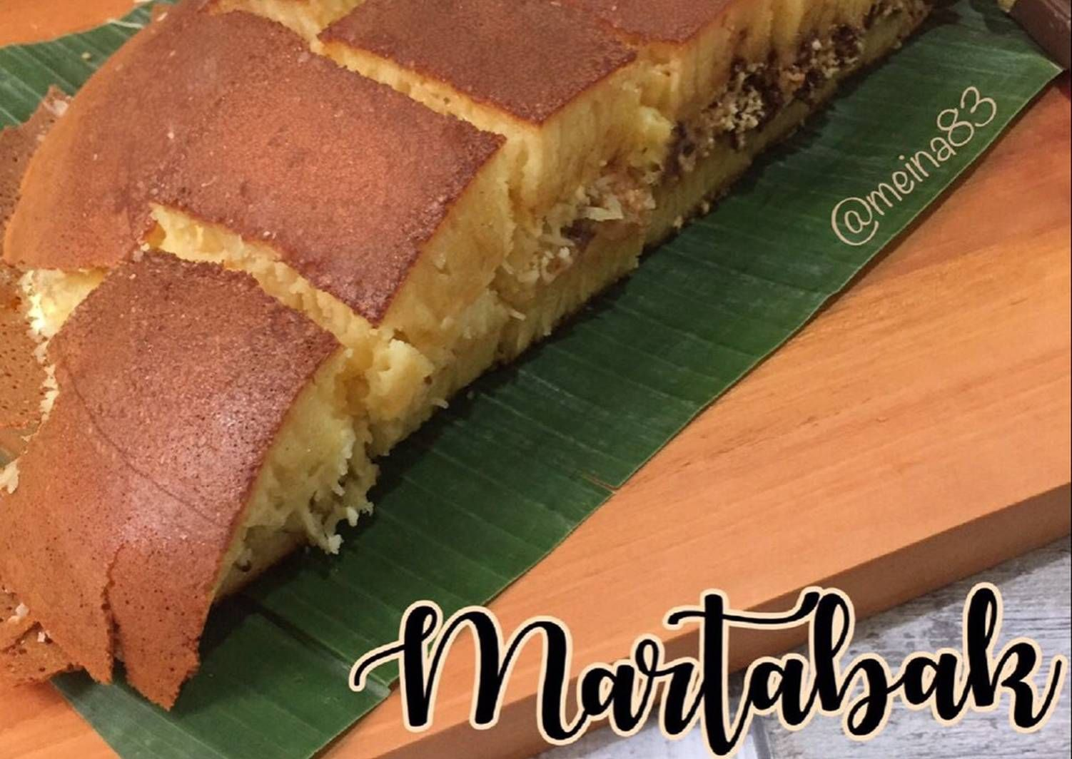 Resep Martabak Manis Oleh Imelda Meina Resep Resep Makanan Manis Resep Masakan