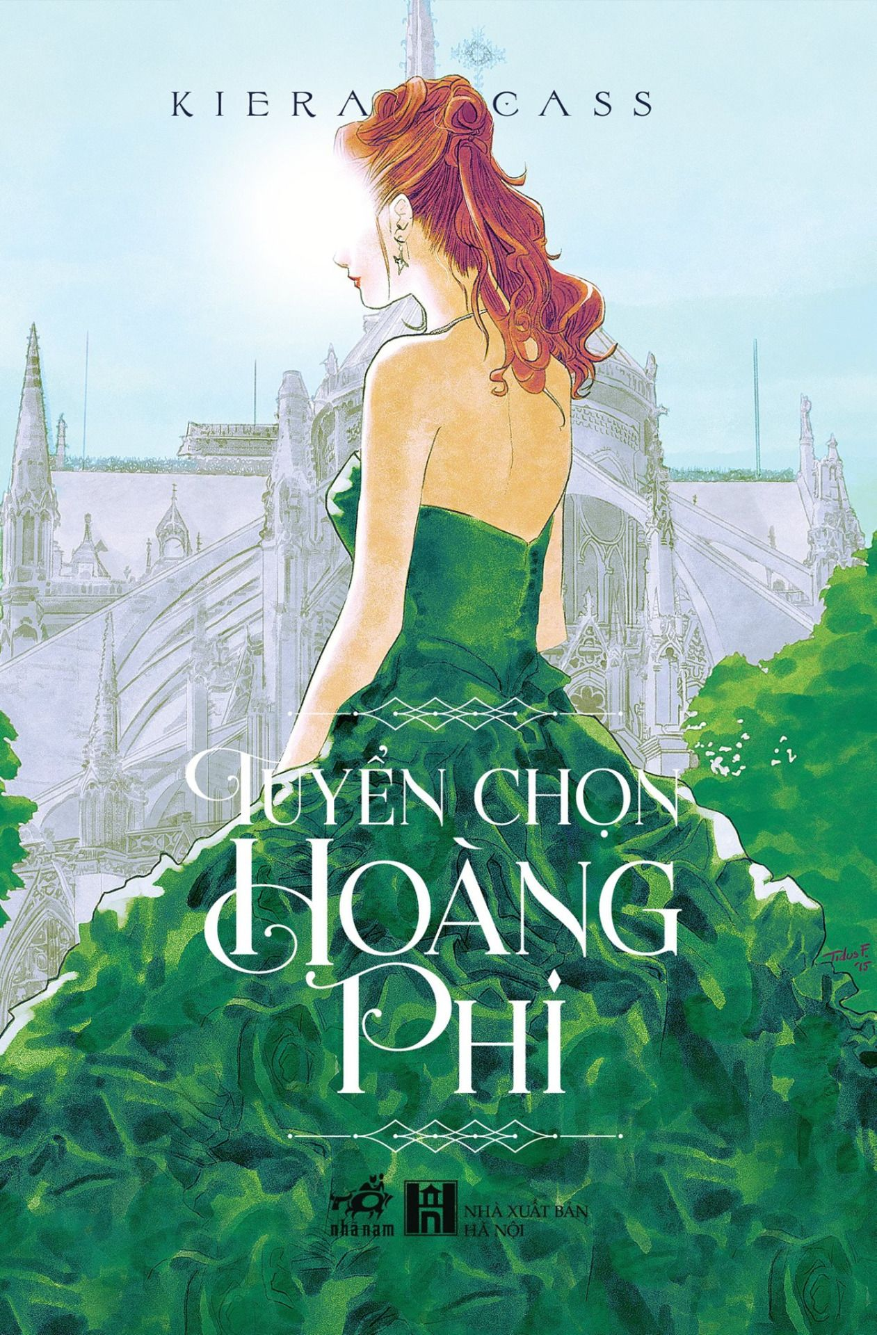 The Selection (the Selection #1) By Kiera Cass In Vietnam Pretty Cover