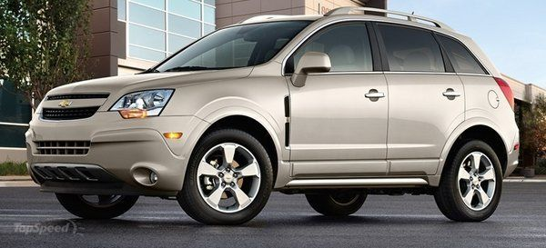 Nice Chevrolet 2017 Captiva Sport Check More At Http 24cars