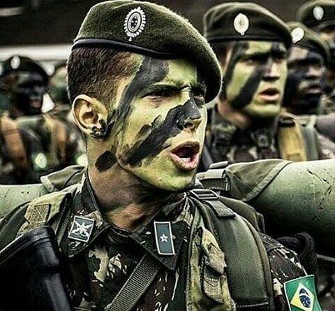 Tenha determinação de vencer! 📚 exercito  militar  exército  brasil ... 342a01e176f
