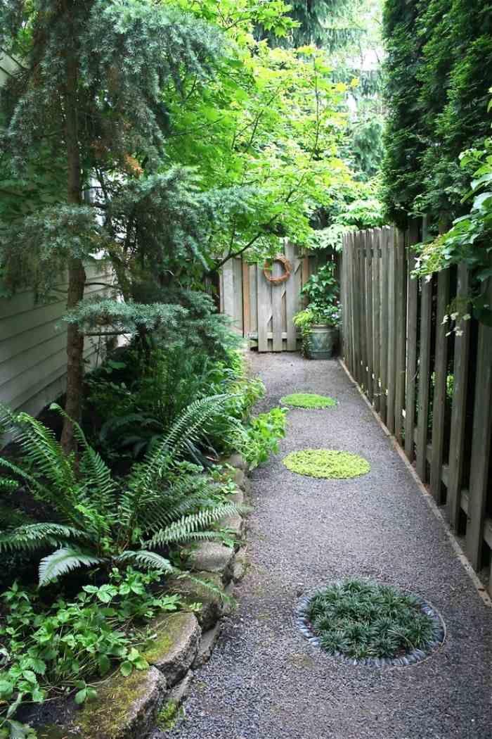 Petit jardin en ville 22 photos et conseil pratiques pour for Amenagement jardin petite surface