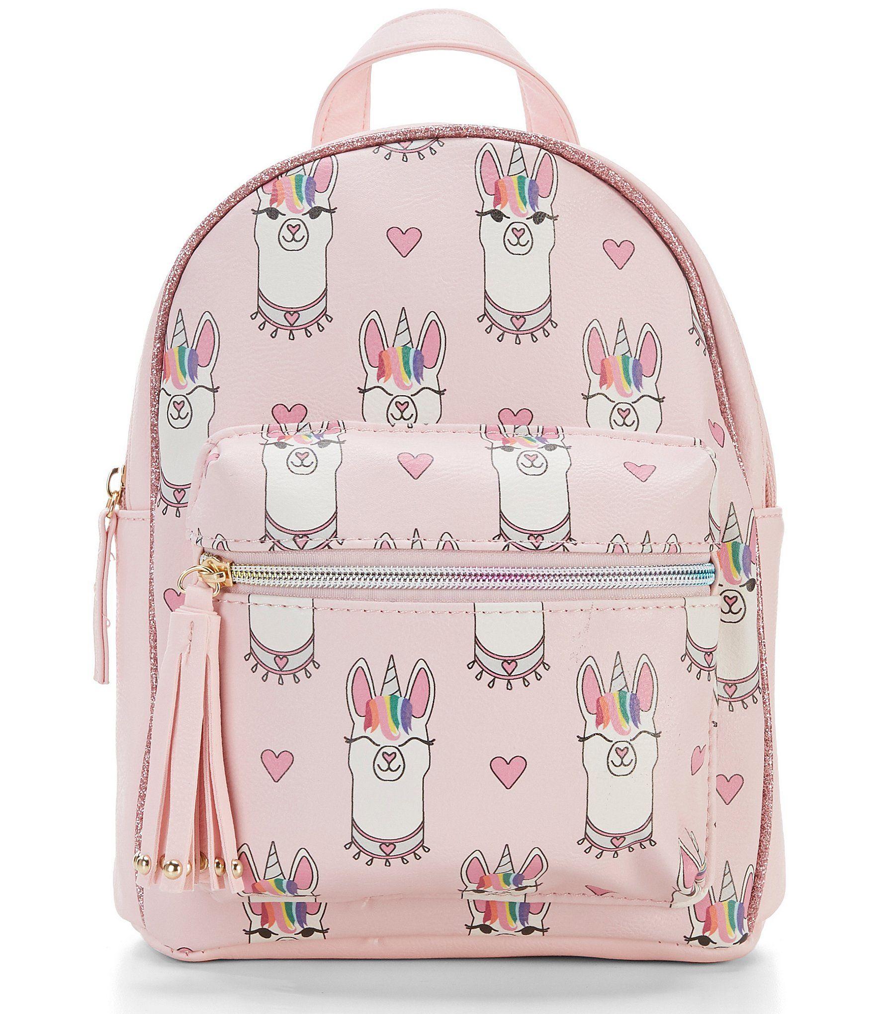 b5e68d5a96 Shop for Omg Accessories Girls Rainbow Unicorn Llama Mini Backpack at  Dillards.com. Visit Dillards.com to find clothing