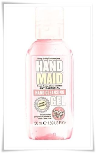 What S New From Soap And Glory Cleansing Gel Maid Perfume Bottles