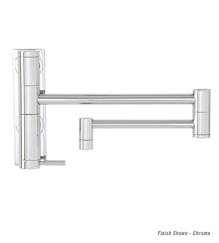 Waterstone Contemporary Wall Mounted Pot Filler 3200