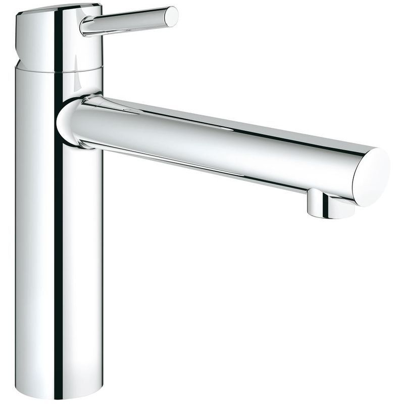 Mitigeur Evier Montage Sous Fenetre Escamotable Grohe Concetto 31210001 Chrome Products In 2019 Grohe Kitchen Taps Kitchen Taps Sink