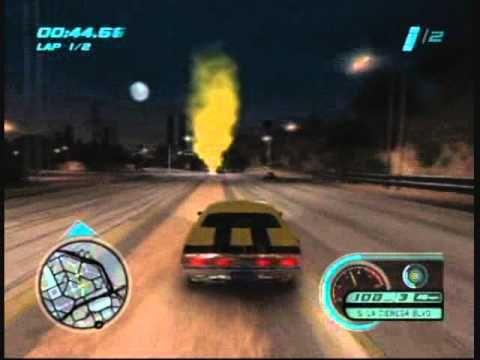 Midnight Club LA '70 Dodge Challenger R/T DRIVER San