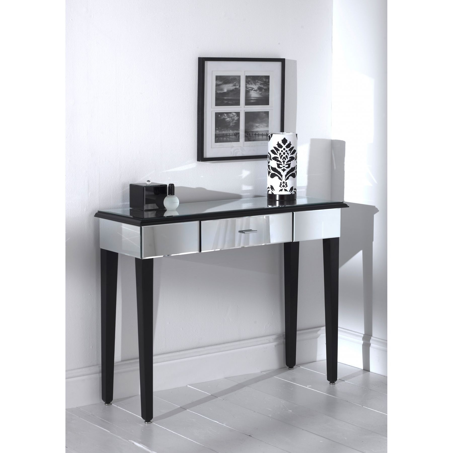 99+ Black Mirrored Desk - Expensive Home Office Furniture Check more ...