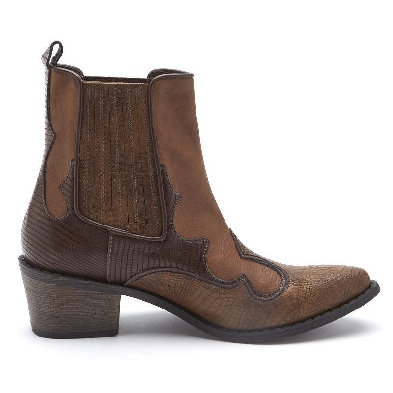 MATISSE CAVALIER BROWN. matisse shoes Boots