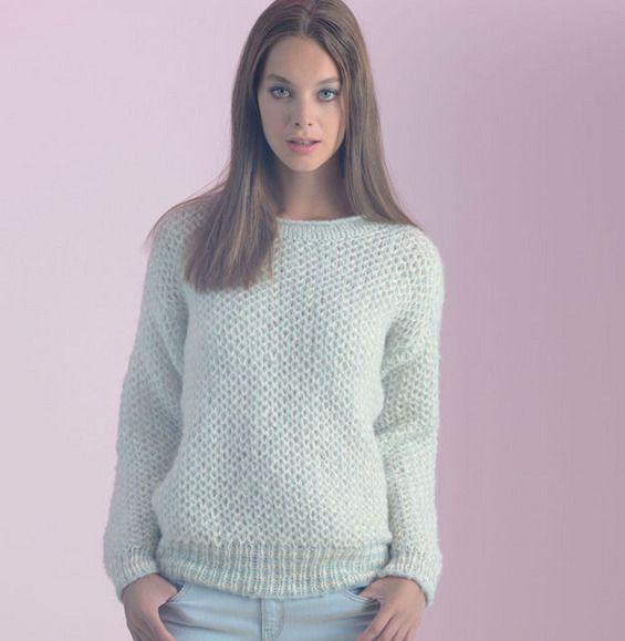 mod le pull tube femme mod les femme phildar diy tricot pulls pinterest mod le. Black Bedroom Furniture Sets. Home Design Ideas