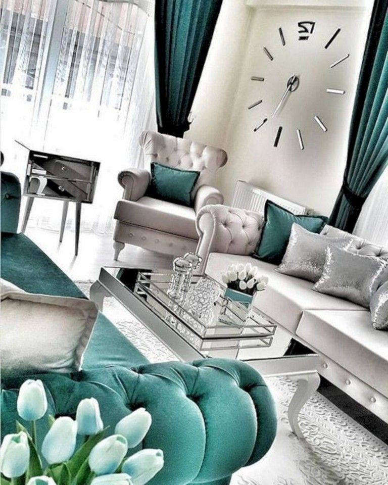 31 Stunning Modern And Luxury Living Rooms Design Ideas Luxury