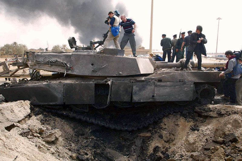 Modern Warfare: The future of the tank ...