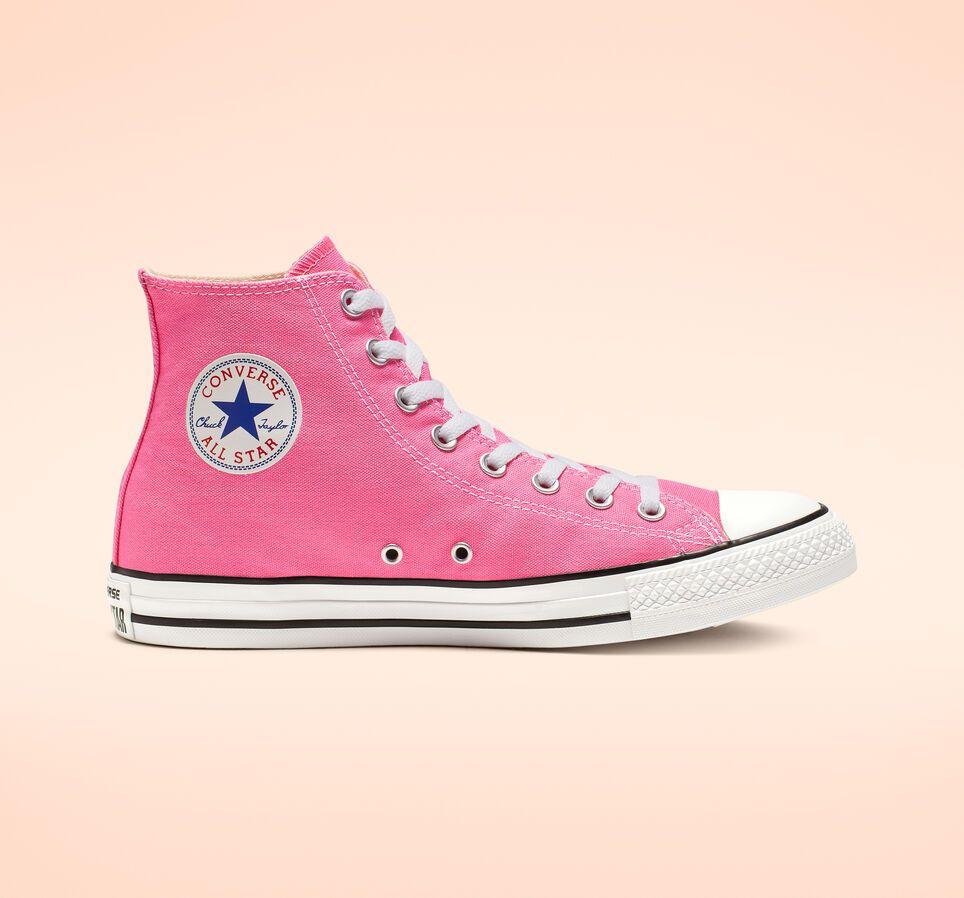 Star Unisex High Top Shoe. Converse