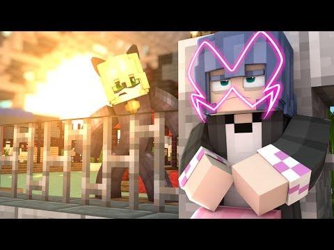 🐞 MARINETTE AKUMATIZADA !!   Cap. 15 LAS AVENTURAS DE LADYBUG ( Minecraft Roleplay )