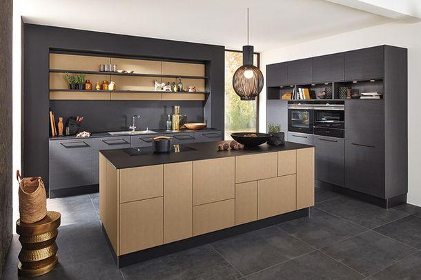 Новинки кухонной фабрики Nolte Küchen Pinterest Smart kitchen - www nolte küchen de