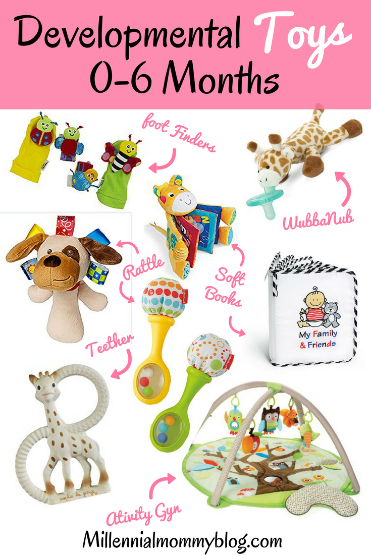 Top Baby Toys 0 6 Months  Wow Blog