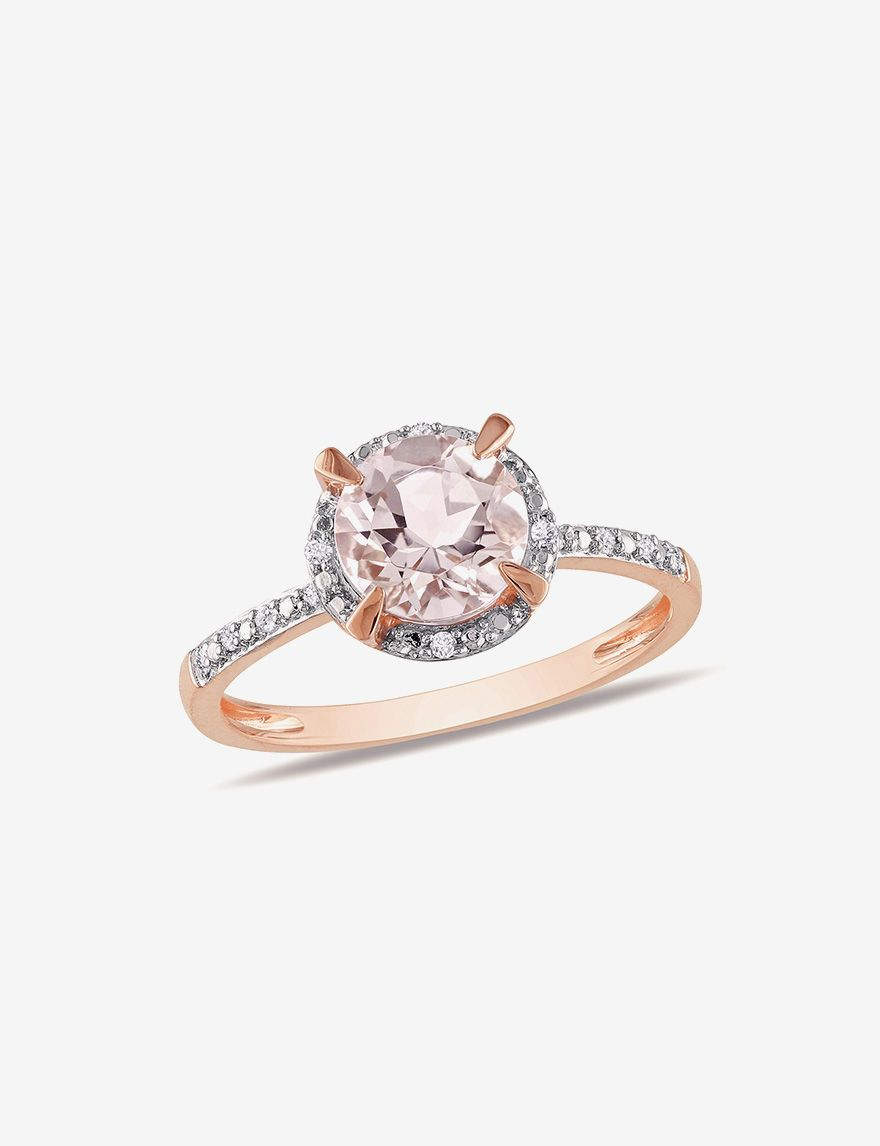 Shop today for 110 CT TW Diamond Rose Gold Cocktail Ring