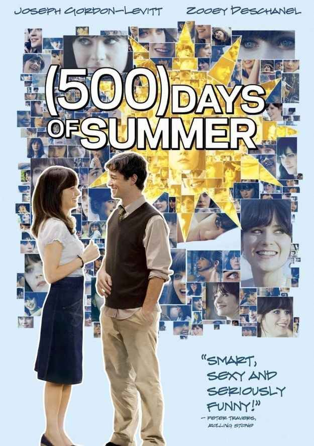 """""""(500) Days of Summer,"""" to remind you that there is no """"the one."""""""