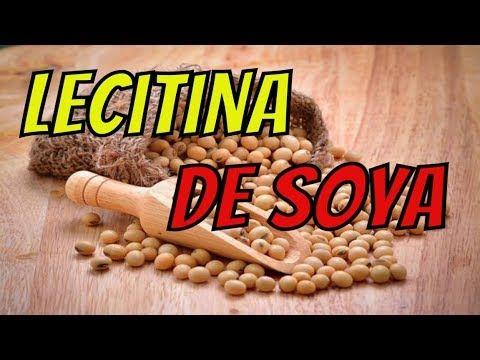 Como tomar lecitina de soja para adelgazar