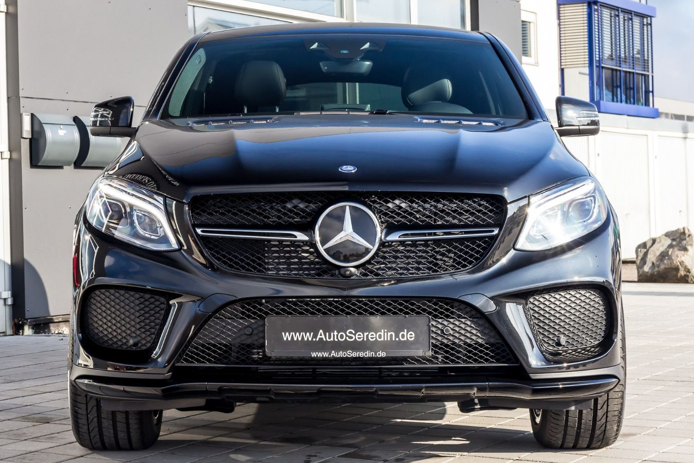 mercedes benz gle 350 coupe 2 x amg air h k pano command. Black Bedroom Furniture Sets. Home Design Ideas