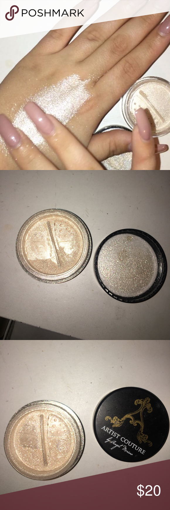 Artist Couture 'Coco Bling' Diamond Glow Powder Cover