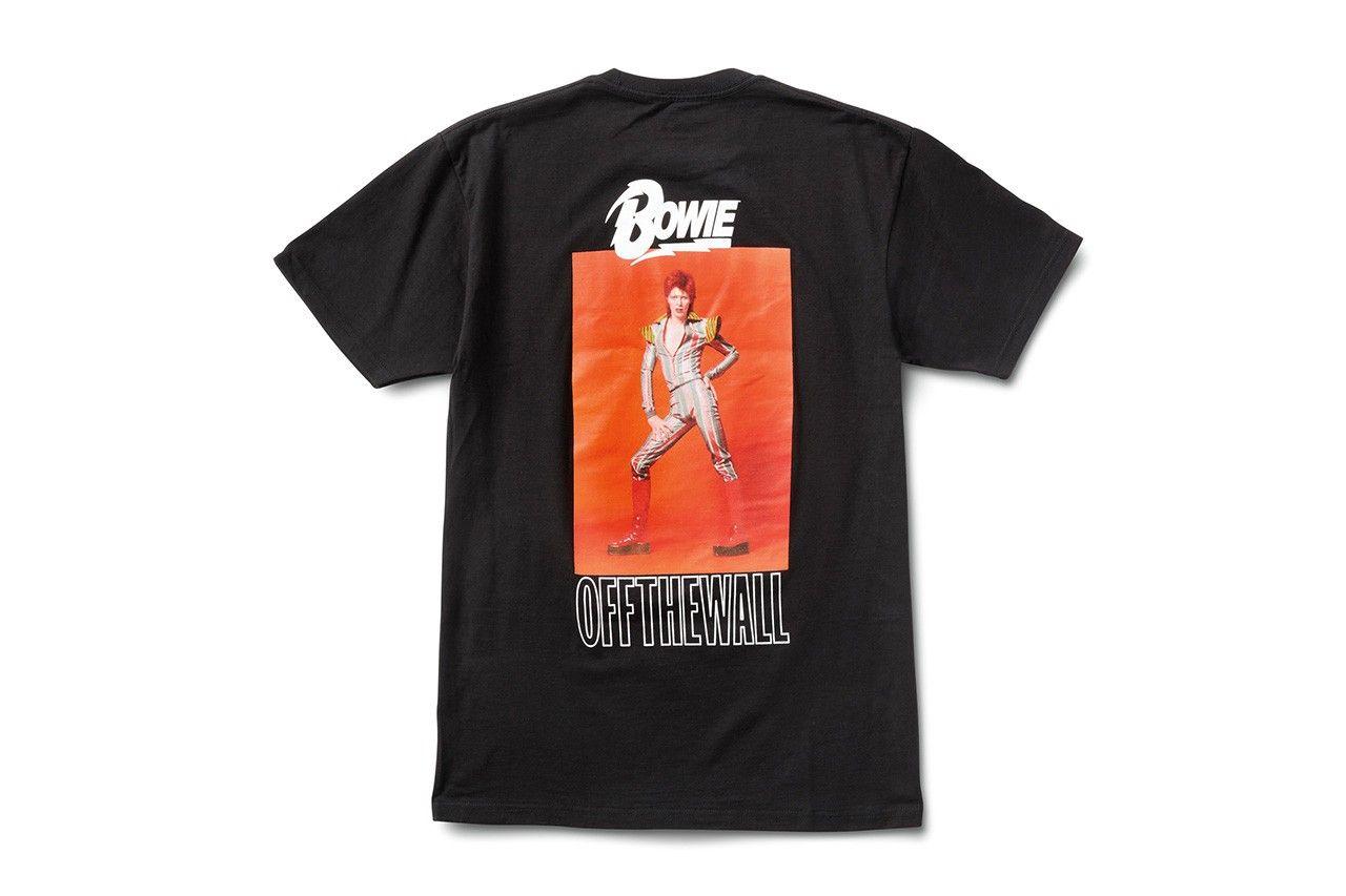 A Full Look at the David Bowie x Vans Collaboration | David