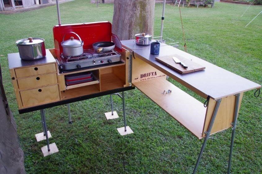 Camping Kitchens / Car Backs Drifta Camping & 4WD Camp