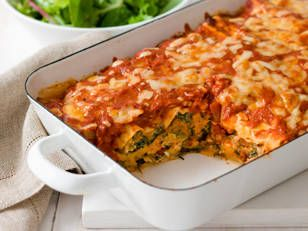 Roast pumpkin and spinach cannelloni recipe recipe new idea roast pumpkin and spinach cannelloni recipe recipe new idea magazine yahoo7 lifestyle forumfinder Image collections