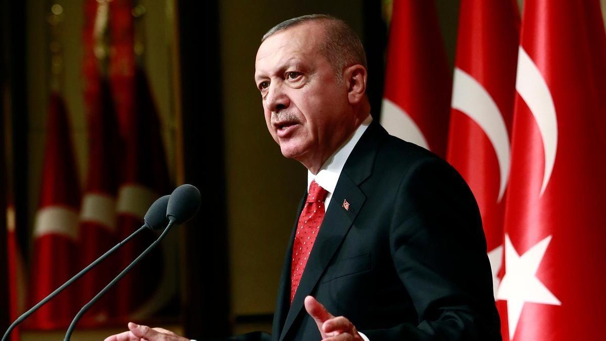 Turkish President Recep Tayyip Erdogan | French Archbishop