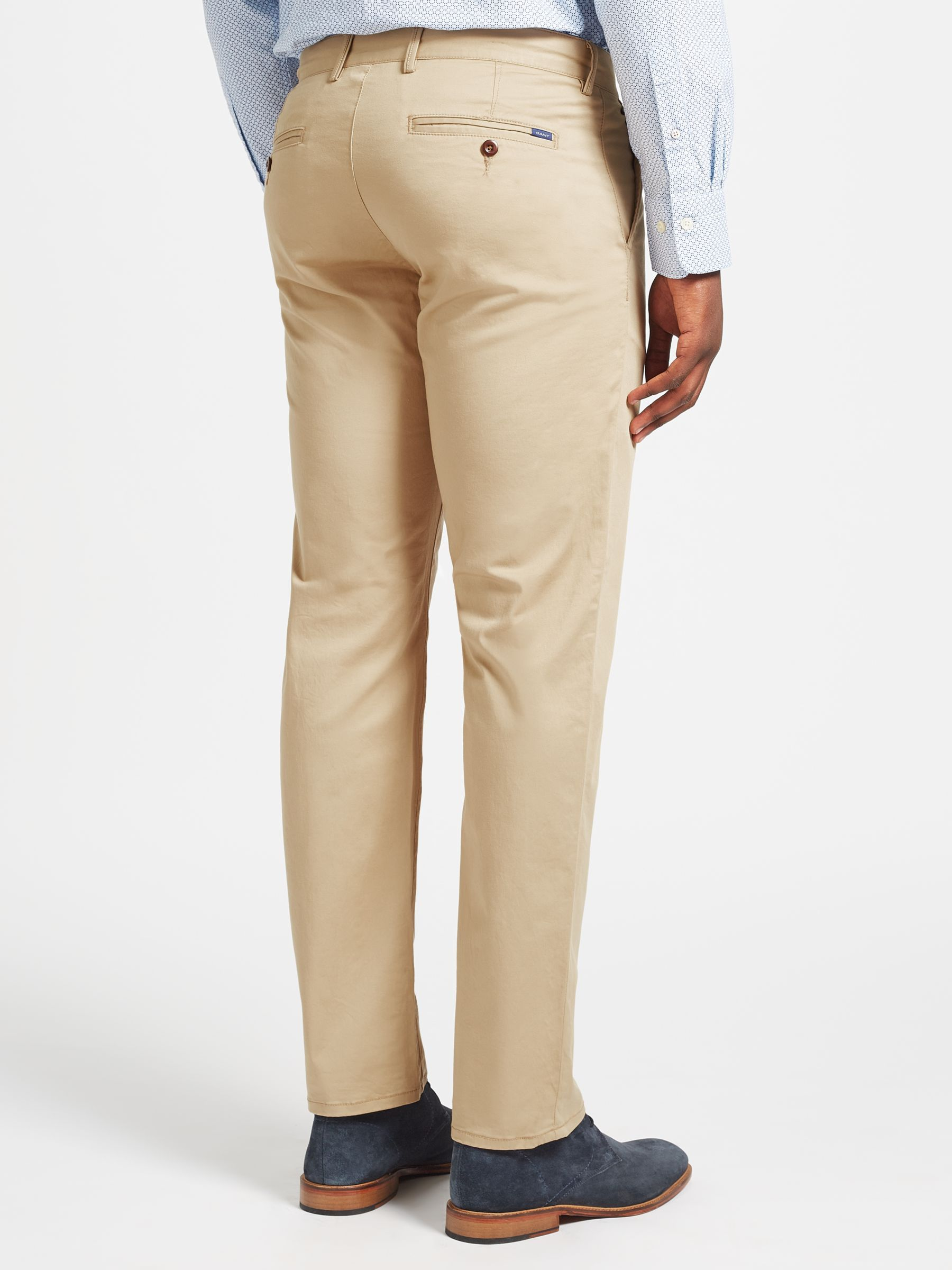 lågt pris låga priser super billigt GANT Regular Twill Chino Trousers | Trousers, Timeless fashion, Casual