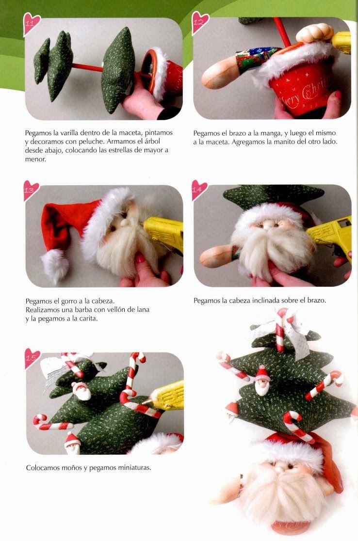 Google+   Navidad   Pinterest   Navidad, Patrones y Costura