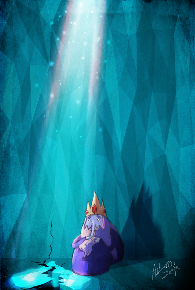 Ice king // Adventure time