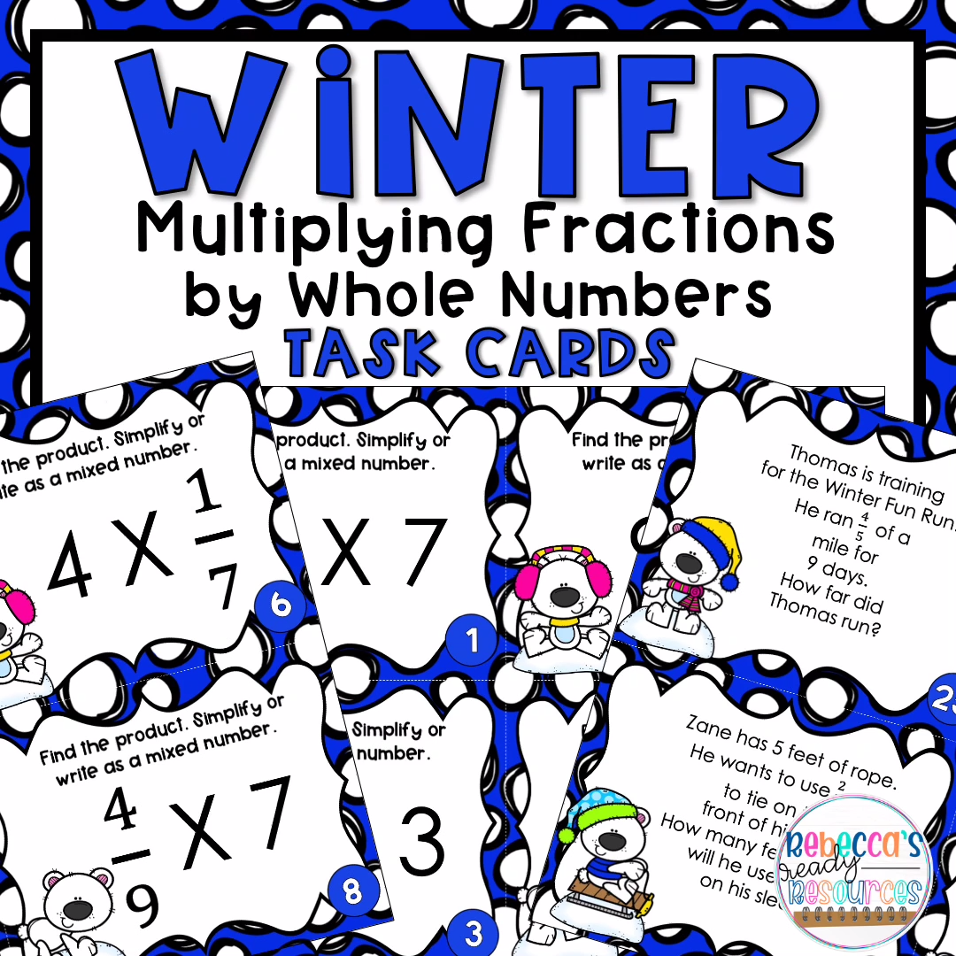 21 Multiplying Fractions By Whole Numbers Worksheets