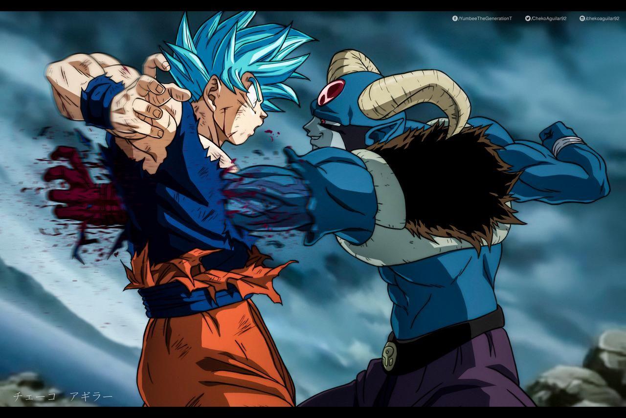 Goku Vs Moro By Chekoaguilar On Deviantart Anime Dragon Ball Super Dragon Ball Super Manga Dragon Ball Super Art