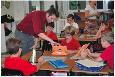 Project-Based Learning & iPads at St.Stephen's