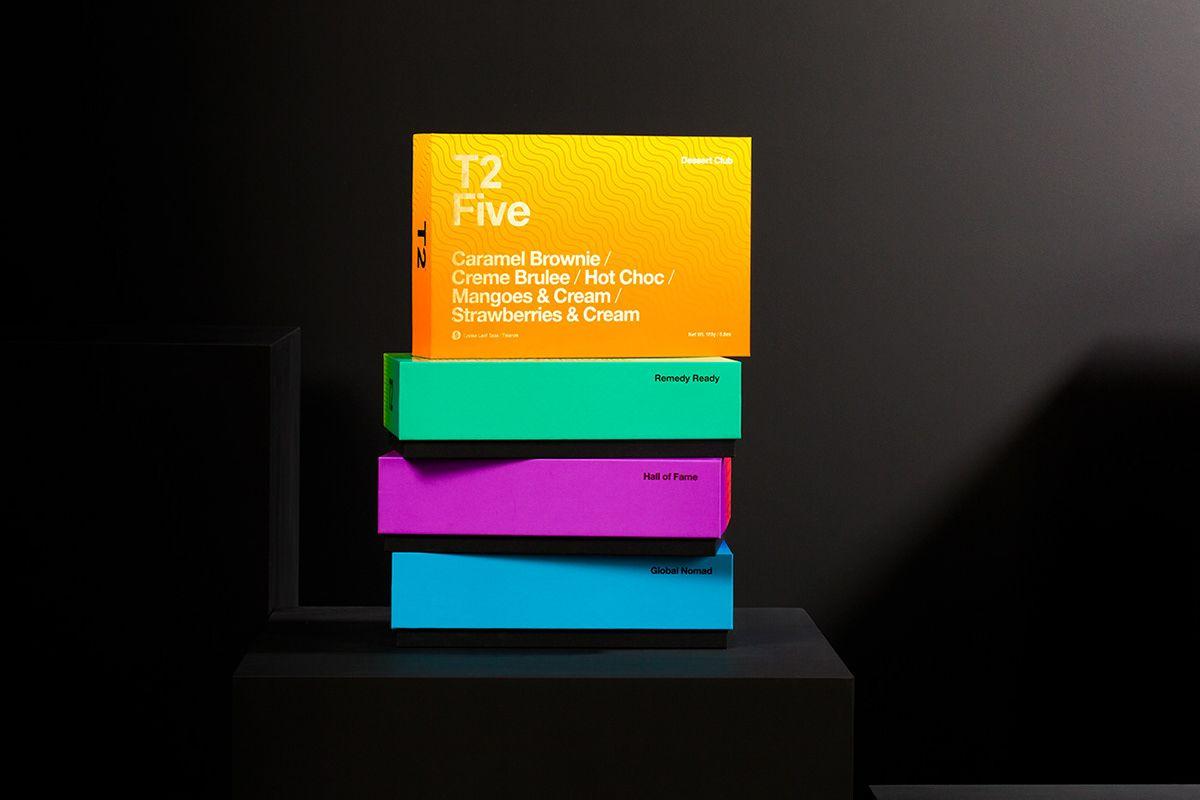 2019 Design Trends Guide on Behance | Graphic-Color | Design