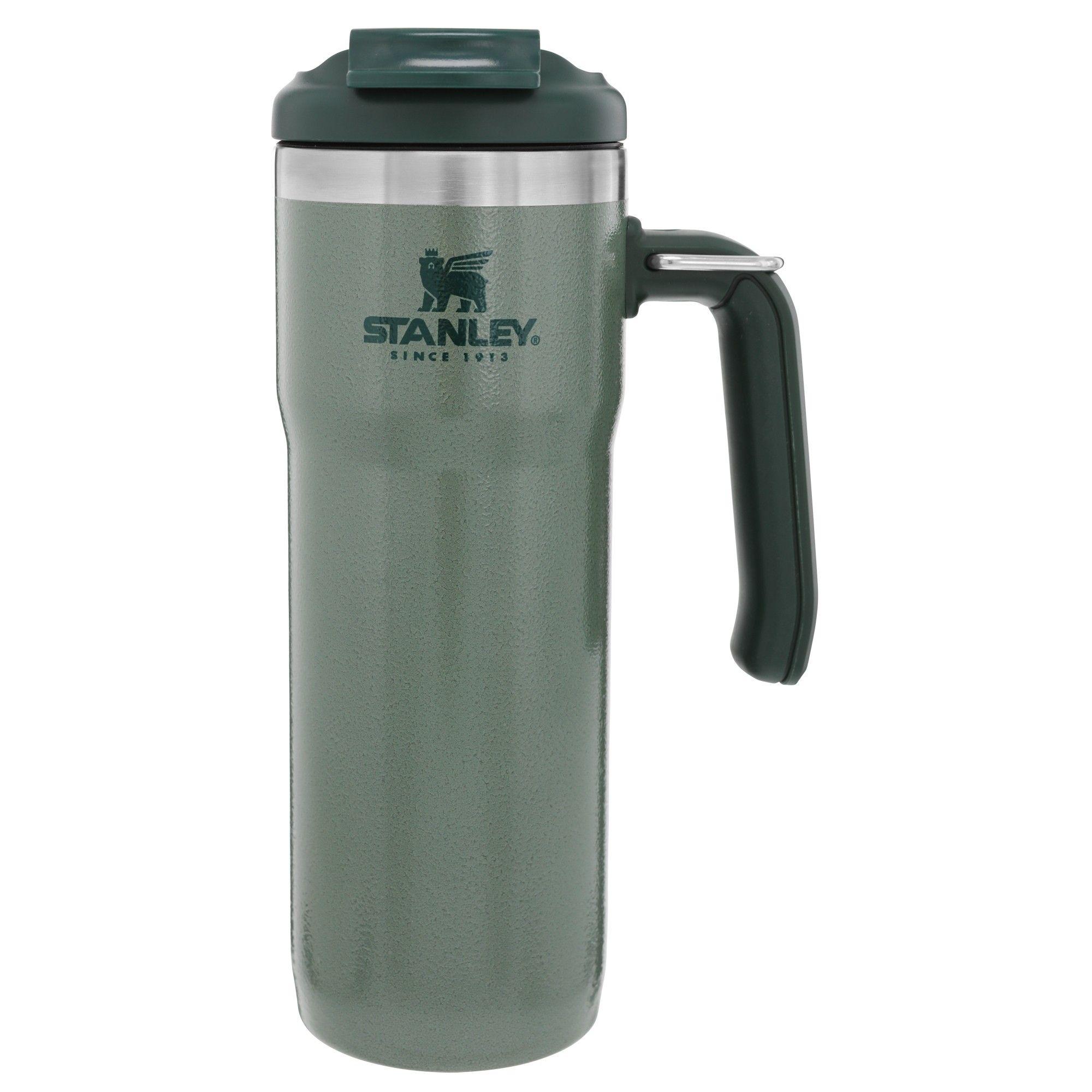 Stanley 20oz Classic TwinLock Travel Mug Green, Adult
