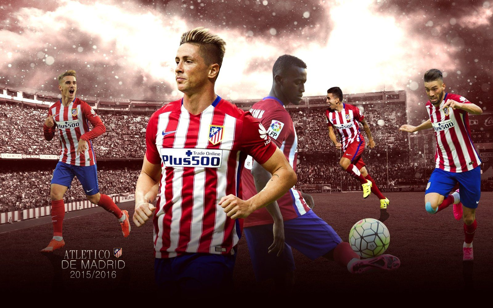 Atletico madrid wallpaper epic car wallpapers pinterest madrid atletico madrid wallpaper voltagebd Gallery