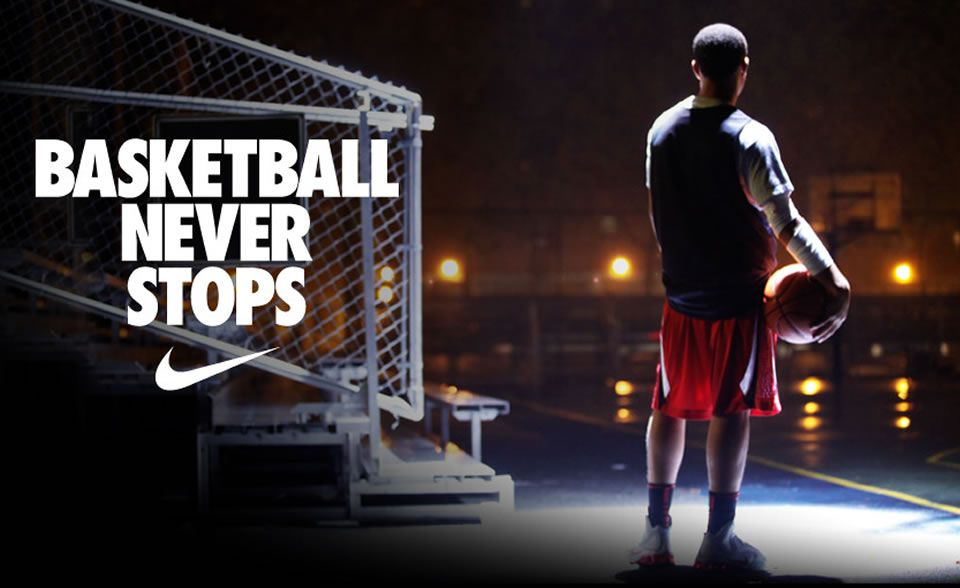 basketball never stops | sports | Basketball, Nike ...