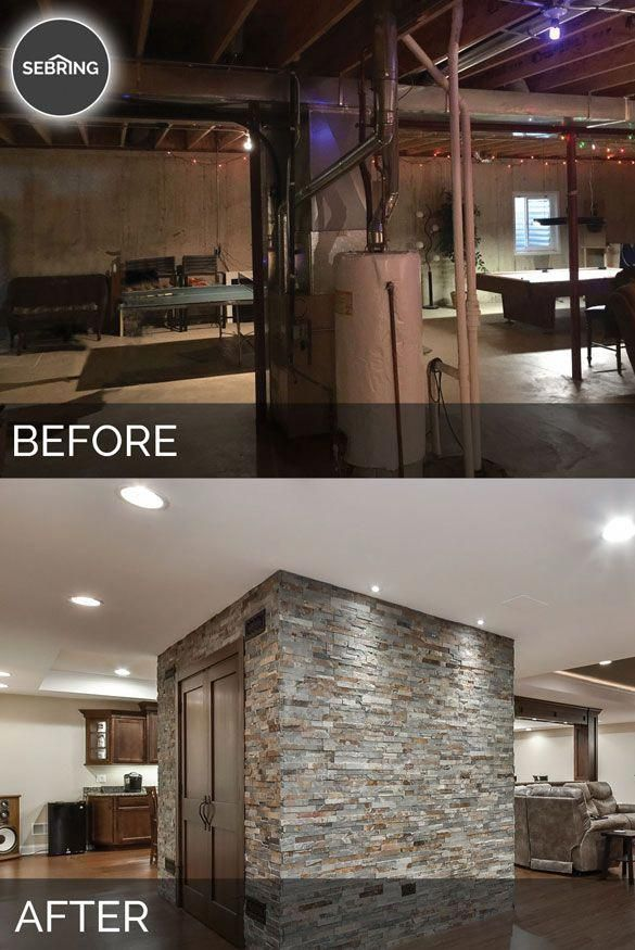 Diy Basement Design Dream Basement Basement Remodeling