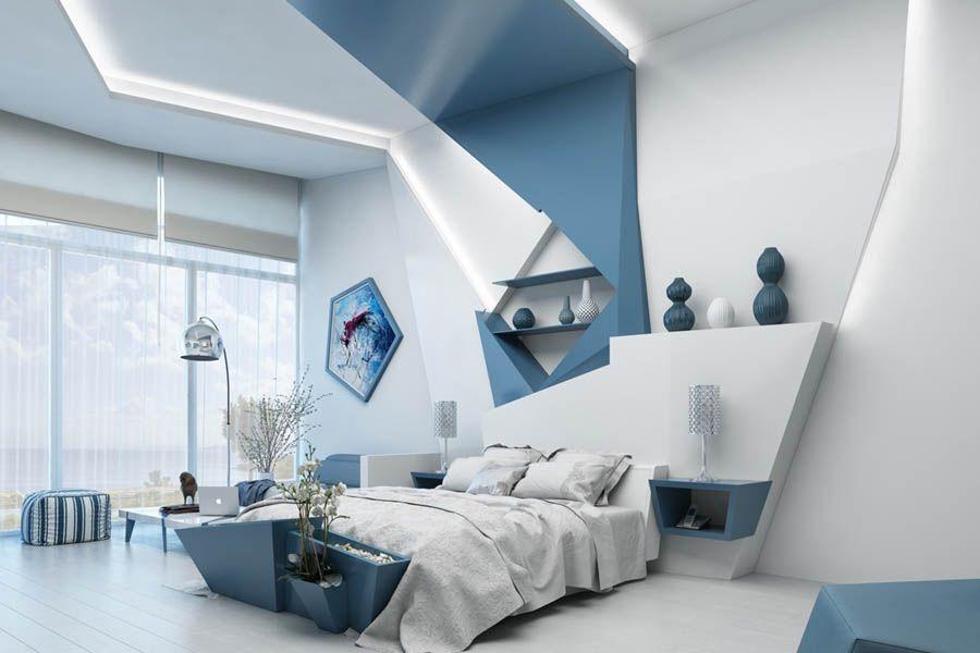 تصاميم غرف النوم المودرن أحدث تصميمات غرف النوم ديكورات غرف النوم