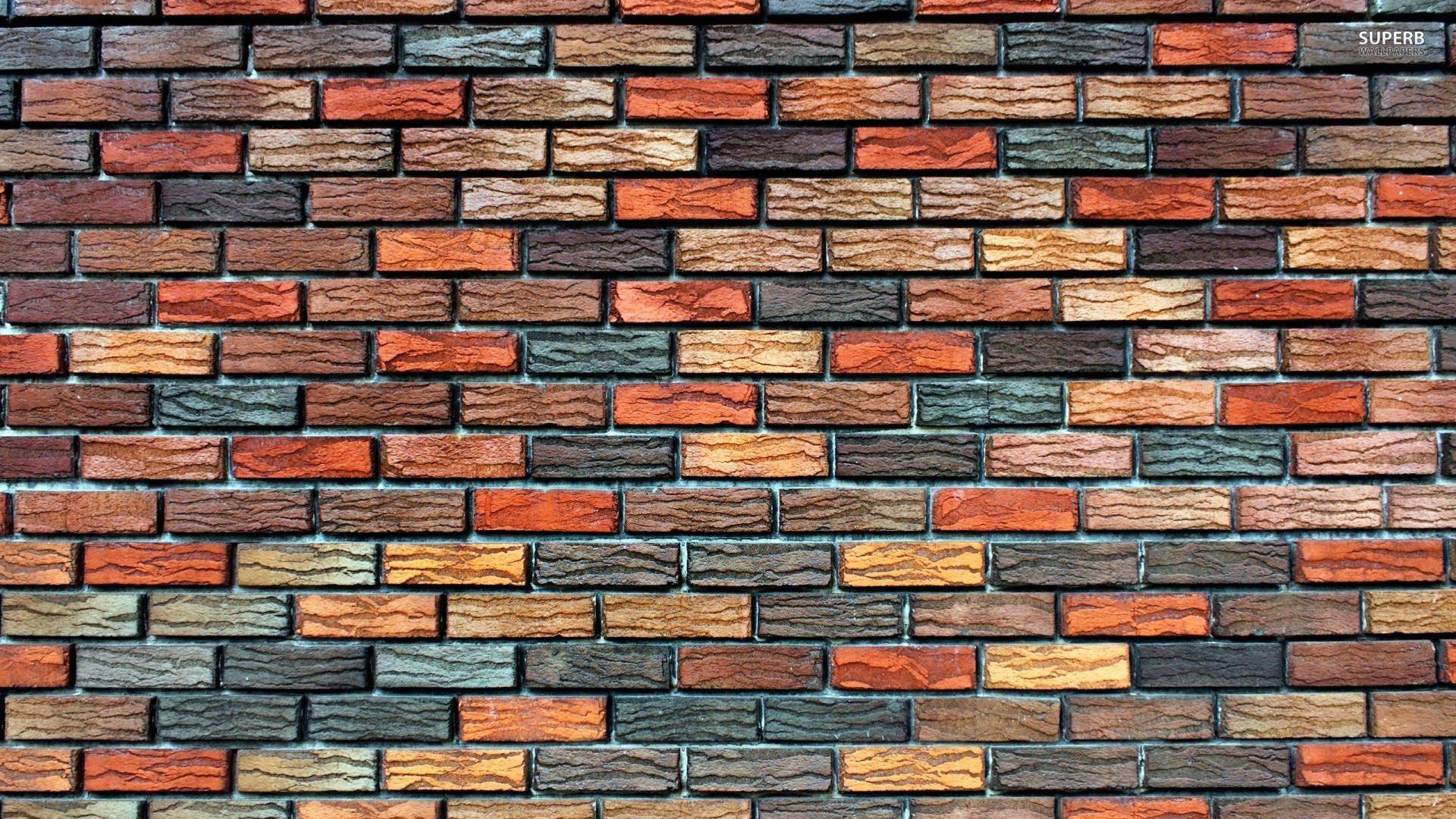 brick wallpaper Pesquisa Google wallpapers Pinterest