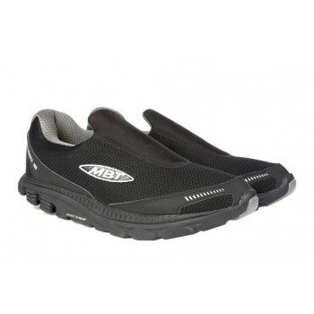 Men's SPEED 16 SLIP ON M BLACK / GRAY : $130.00