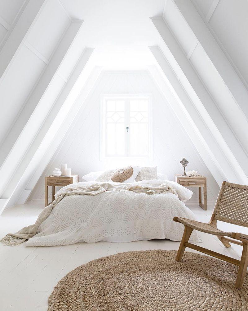 19 chambres à la déco lumineuse repérées sur Instagram  Shake My